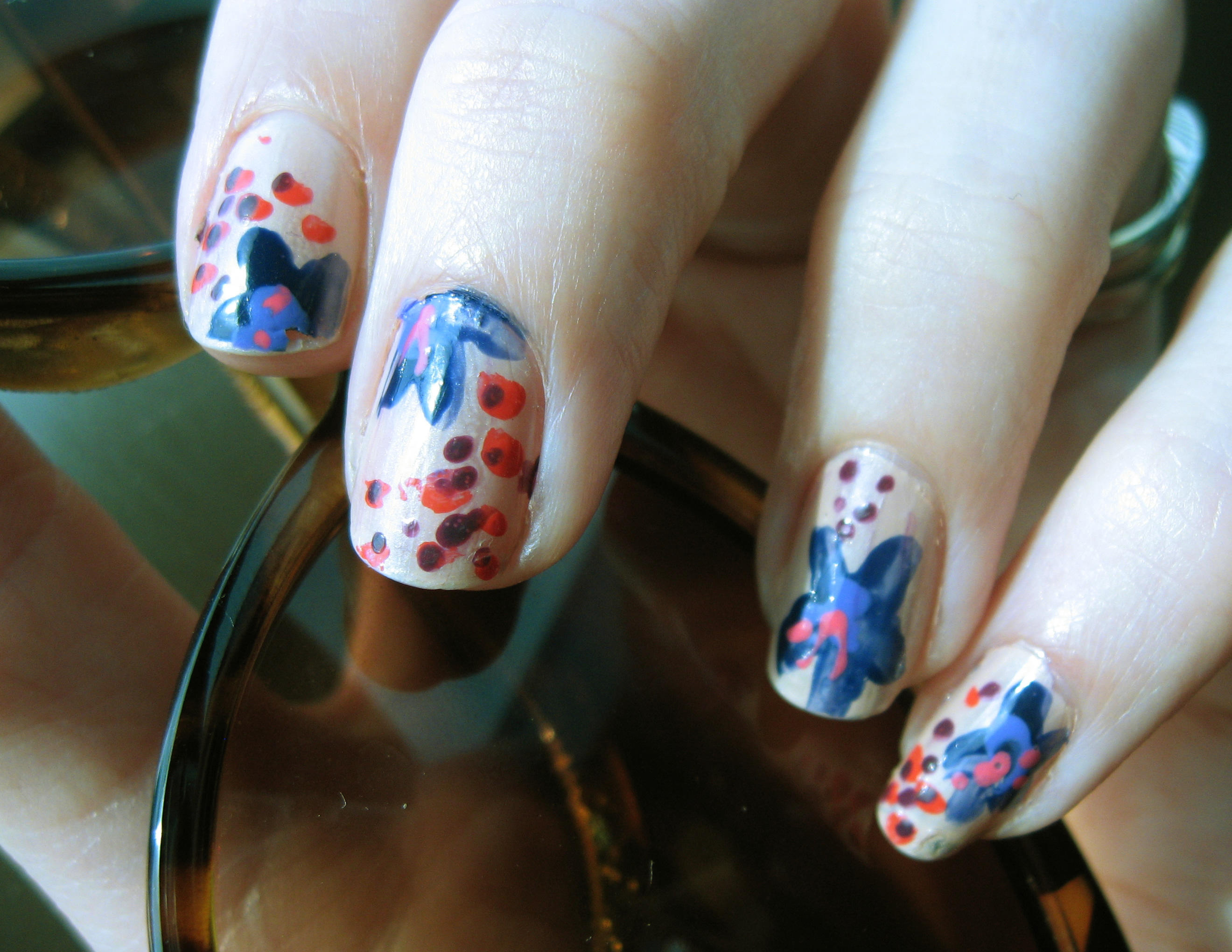Nail Art Challenge | Siera104 Nail Art Challenge | stuff & things