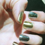 Metalic Nails- nail foils